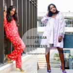SLEEPWEAR AS OUTERWEAR || PYJAMA FASHION