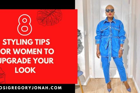 styling tips to upgrade your look